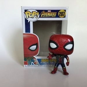 Avengers Infinity War Iron Spider Funko POP